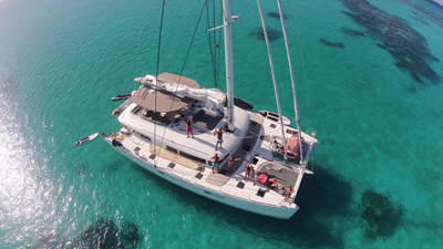 What to expect from a BVI Crewed Yacht Charter
