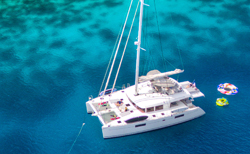 crewed catamaran charters
