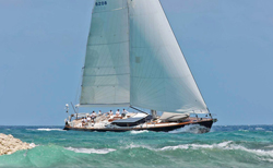crewed sailboat charter