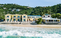 Sebastian's on the Beach, Tortola