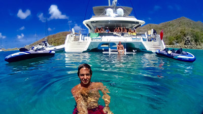 Holiday Caribbean Yacht Charter - Christmas, New Year, Spring Break