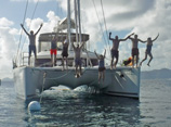 Amazing Lady Crewed Yacht Charter
