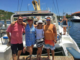Mimzy Crewed Yacht Charter