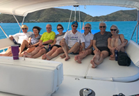 The Big Dog Crewed Yacht Charter