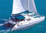 BVI Sailing Catamaran Charter