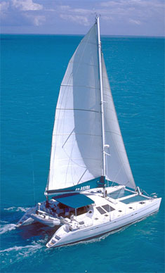 Catamaran Ad Astra, Virgin Islands