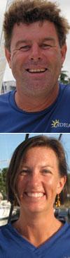 Yacht Adeia Crew
