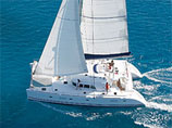 Caribbean Catamaran Charter Adeia