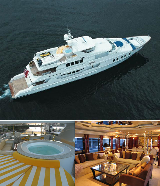 Aghassi Luxury Charters