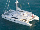 Crewed Catamaran Akasha