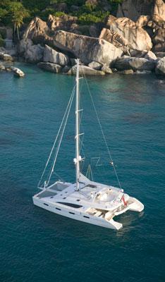 Yacht Akasha