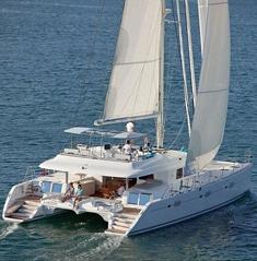 Catamaran Avalon, Virgin Islands