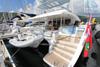 Charter Yacht Avalon Menu