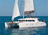 Azuria - Caribbean Yacht Charter