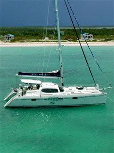 Catamaran Best Revenge 5, Virgin Islands