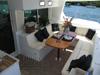 Charter Yacht Charme Menu