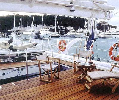 Catamaran douce france