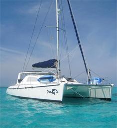 Catamaran Dreaming On, Virgin Islands