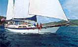 Drumbeat 1 - Yacht Rental Caribbean