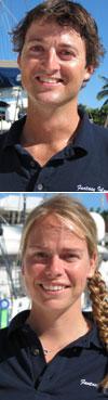 Yacht Fantasy Island Crew