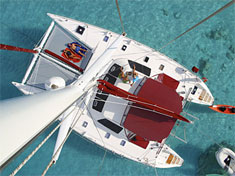 Catamaran Flying Ginny, Virgin Islands