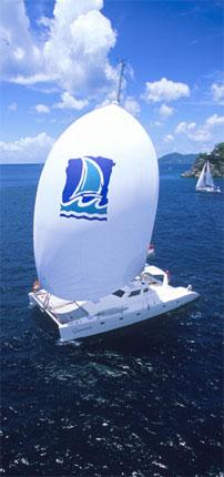 Catamaran Genesis II, Virgin Islands