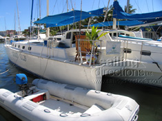 Catamaran Grand Oasis, Virgin Islands