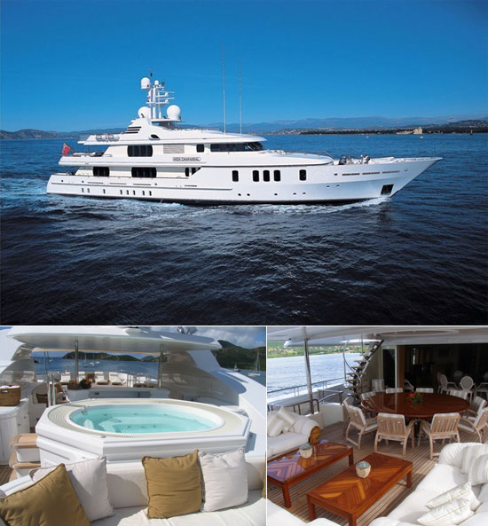 High Chaparral Luxury Charters