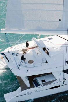 Catamaran King's Ransom, Virgin Islands