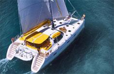 Catamaran Matira, Virgin Islands