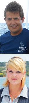 Yacht Pentesilea II Crew