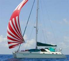 Yacht Pentesilea II