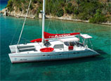 Reaction - Caribbean Yacht Charter