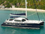 Sabore - Caribbean Yacht Charter