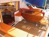 Charter Yacht Sea Prize Menu
