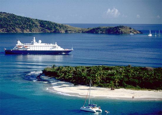 Seadream Luxury Charters