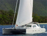 Caribbean Catamaran Secret Oasis