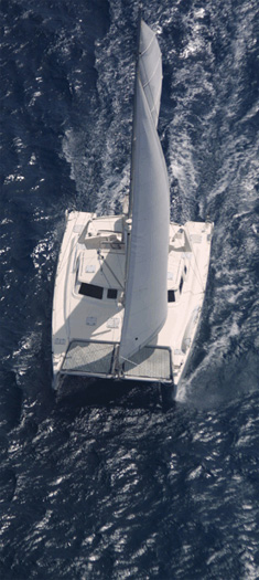 Catamaran Sirius Escape, Virgin Islands