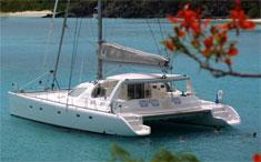 Catamaran Toucan Play Too, Virgin Islands