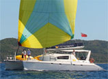 Viking Dream Crewed Charter Catamaran