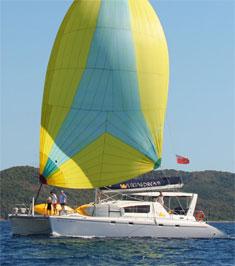 Catamaran Viking Dream, Virgin Islands
