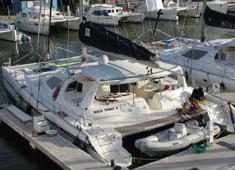 Catamaran Wild Thing II, Virgin Islands