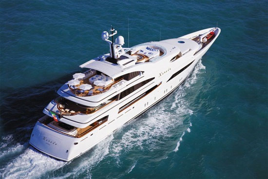 Experience the Magic of a Luxury Yacht Charter