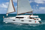 Catamaran Alegria, sail the Caribbean aboard a crewed Yacht