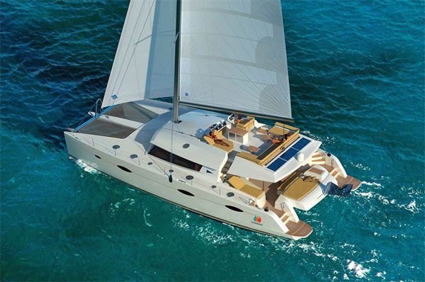 Aletheia Crewed Yacht Charter