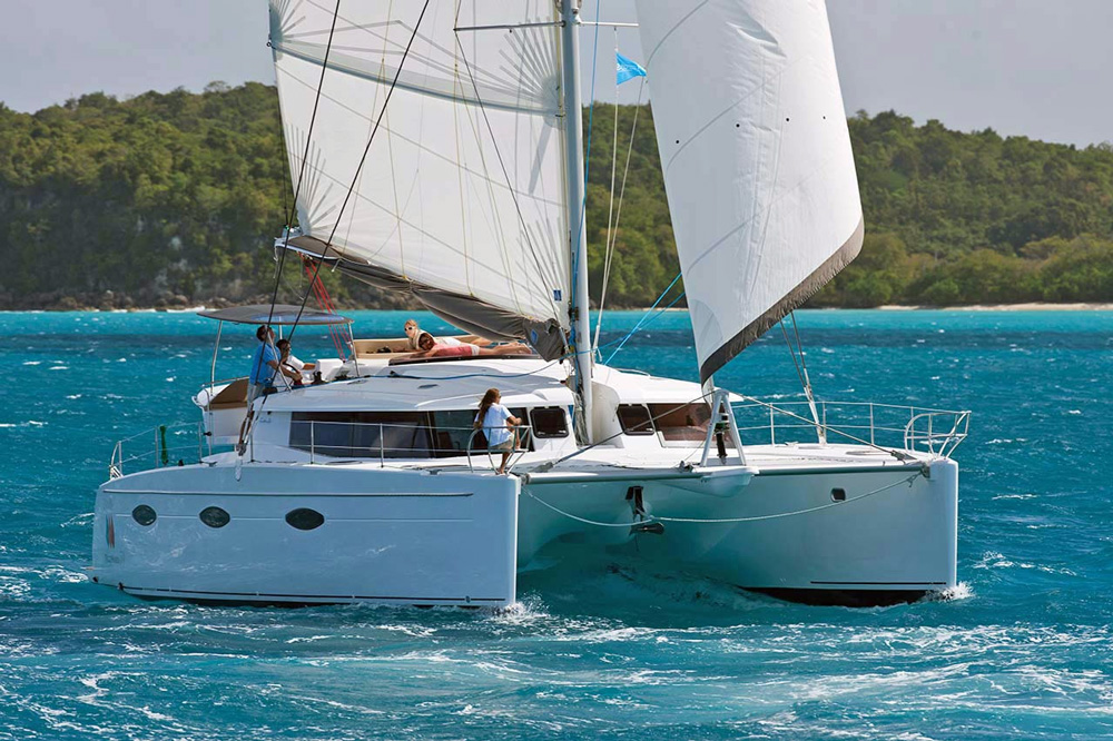 Alive Crewed Yacht Charter