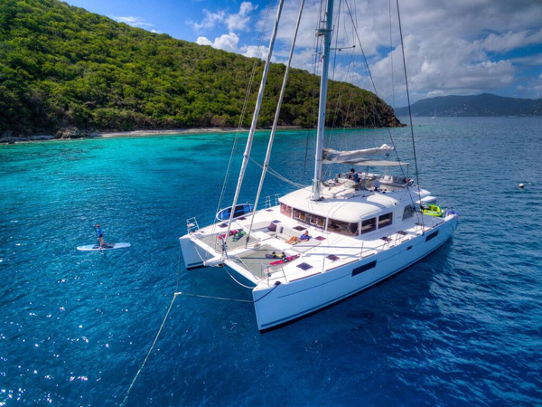 Altesse Crewed Yacht Charter