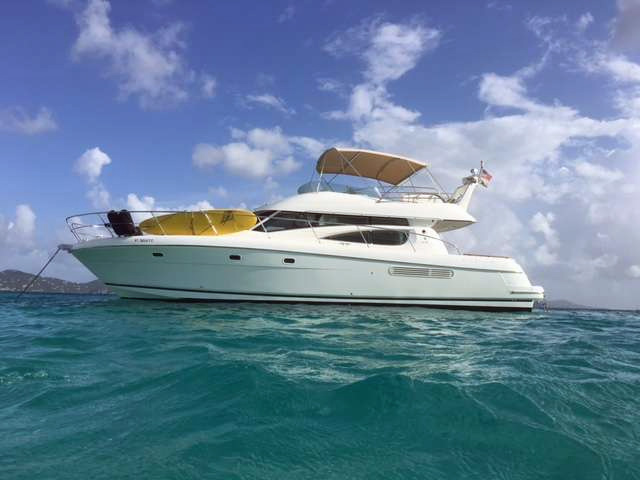 Amazing Grace Power Crewed Power Yacht Charter