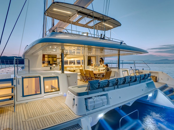 Arion Crewed Yacht Charter