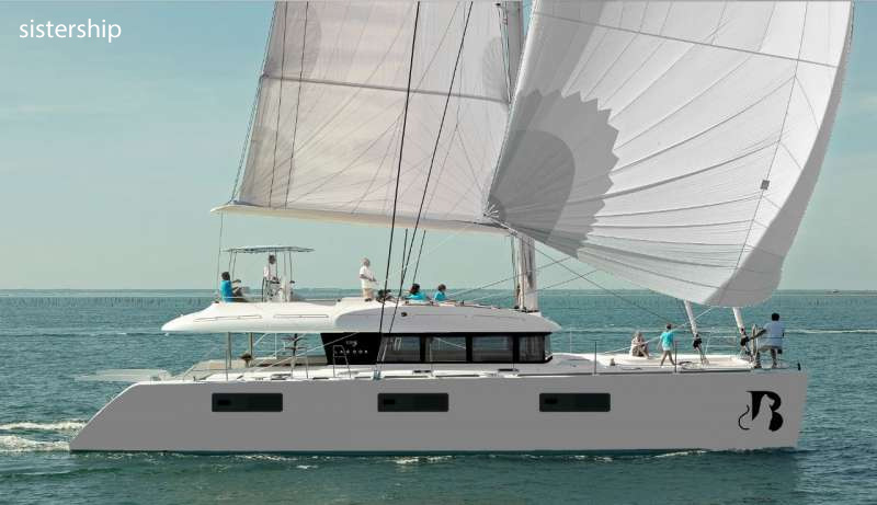 Bagheera Crewed Catamaran Charter